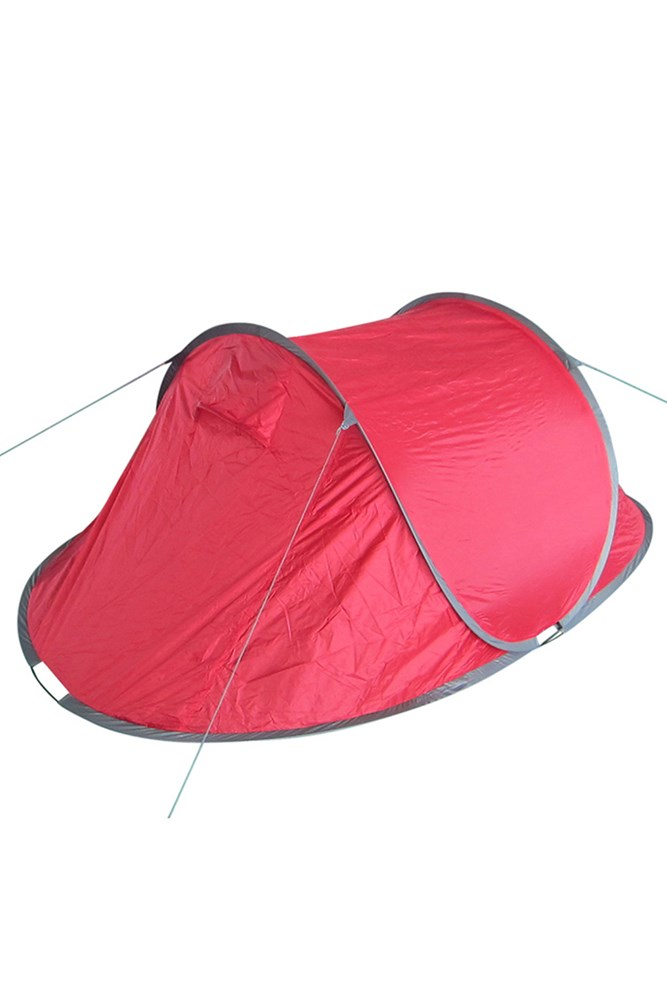 1 Persoons Pop Up Tent Pop Up Single Skin 3 Man Tent