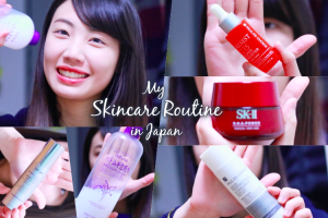 我在日本的日常肌膚保養|My Everyday Skincare Routine in Japan