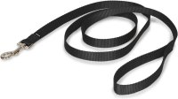 PetSafe Premier Nylon Dog Leash, Black, 6-ft, 3/4-in ...