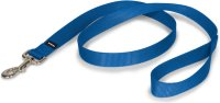 PetSafe Premier Nylon Dog Leash, Royal Blue, Large, 4-ft ...