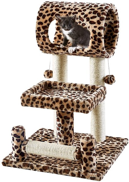 Pretty Cat Furniture Cat Trees Towers Condos Scratchers Free Shipping Chewy