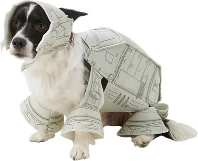 Rubie\u0027s Costume Company AT-AT Imperial Walker Dog Costume, Small