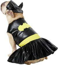 Rubie's Costume Company Batgirl Dog & Cat Costume, Medium ...