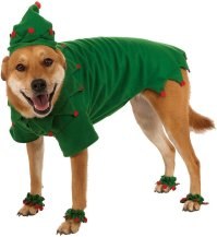Rubie's Costume Company Elf Dog Costume, Medium