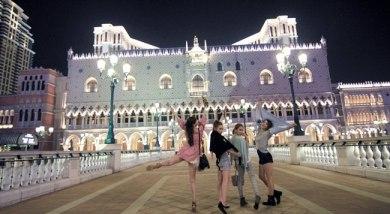 澳門威尼斯人The Venetian Macao的三天樂