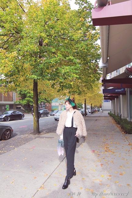 往楓葉國加拿大第一天的溫哥華 x Rosewood Hotel Georgia