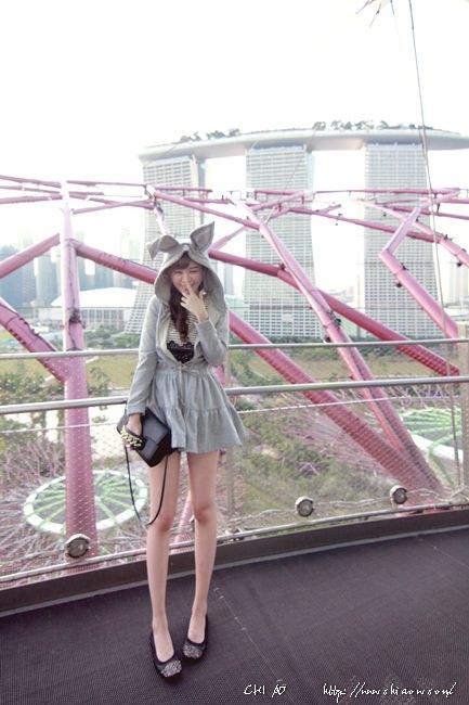 限時。渡假.工作.新加坡的Angel's Ballet穿搭誌(下)