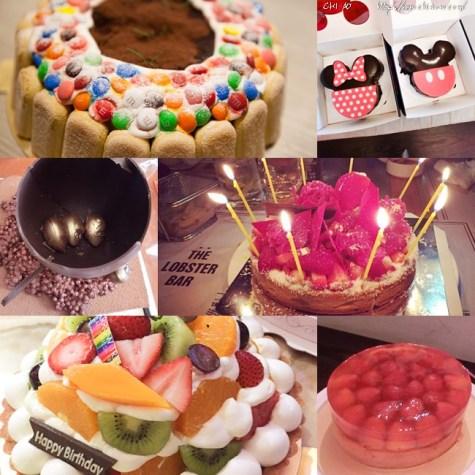 2014年的10個心意生日蛋糕
