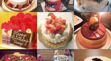 2015年的16個超吸睛生日蛋糕