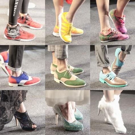 你注意到發光的台灣品牌嗎_2015品味風格魅力鞋靴秀