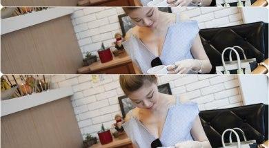 有點迷人的Cafe a la modex這樣簡單氣息Honeymade穿搭
