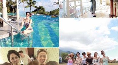 6妞花蓮旅_遠來大飯店+共跑了8景點(下)