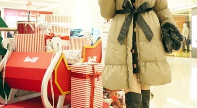 寒冬必備羽絨大衣購物清單