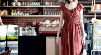 東京遊拼來的8件秋意洋裝