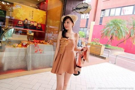 限時招待。約會秋季不忘愛穿Charming Korea(上)