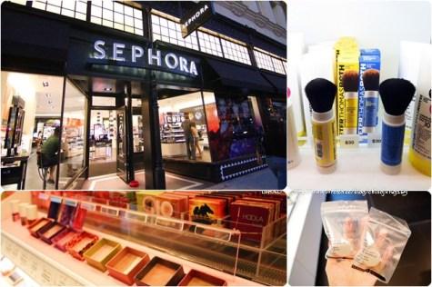 """加州_這才叫做美妝天堂啊 """"Sephora"""" Pasadena"""