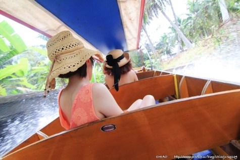 熱血曼谷_丹嫩莎朵水上市場
