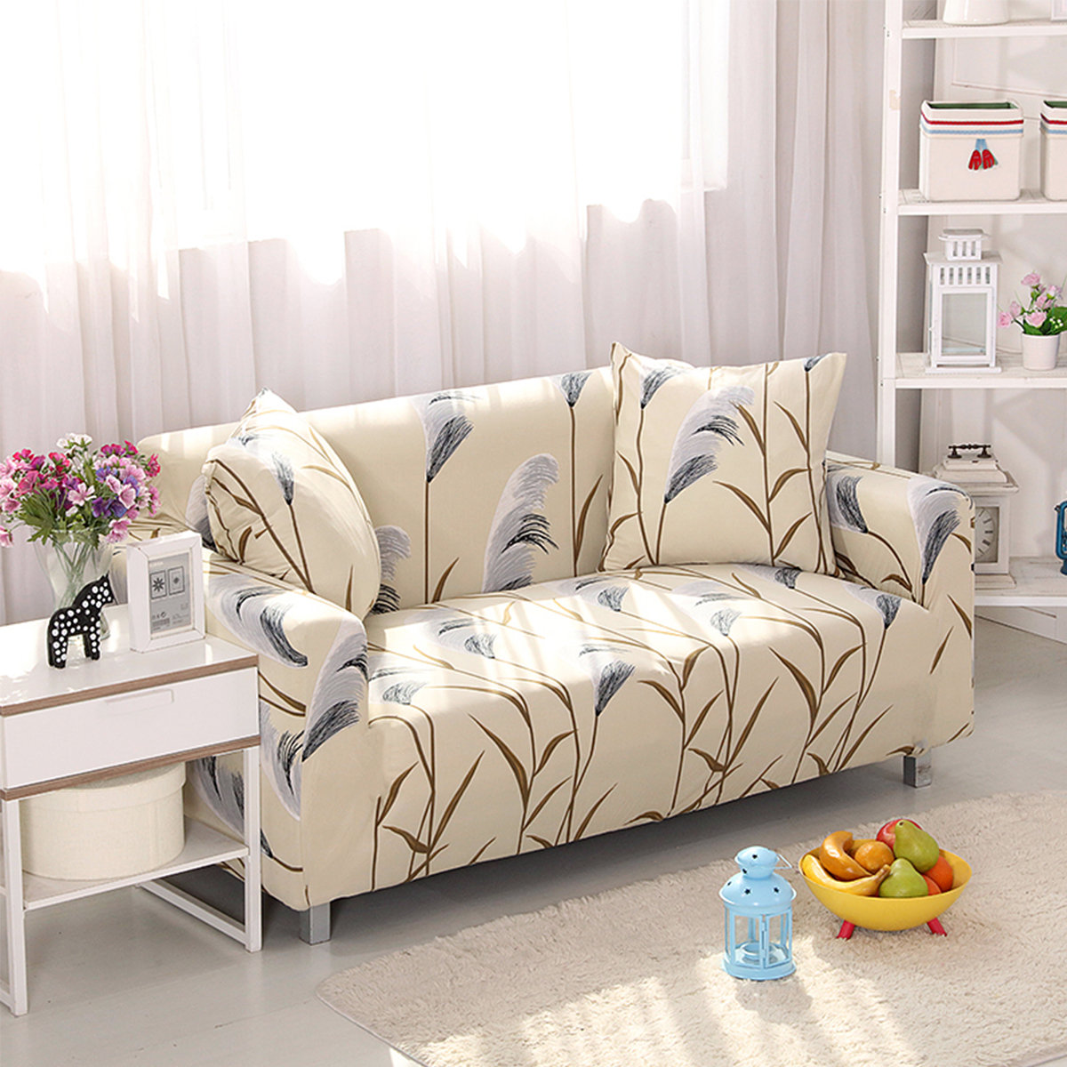 Couch Covers Au Ship Stretch Sofa Seater Protector Washable Couch Cover Slipcover Decor Chair Covers