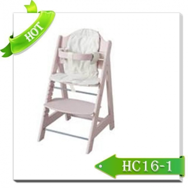 New Restaurant Style Baby Chair Wooden High Chair Of Item