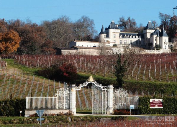 Bordeaux chateau the Chinese billionaire bought
