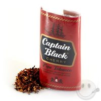 Captain Black Cherry Pipe Tobacco - Cigars International
