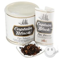 Captain Black Regular Pipe Tobacco - Cigars International