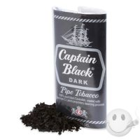 Captain Black Dark Pipe Tobacco - Cigars International
