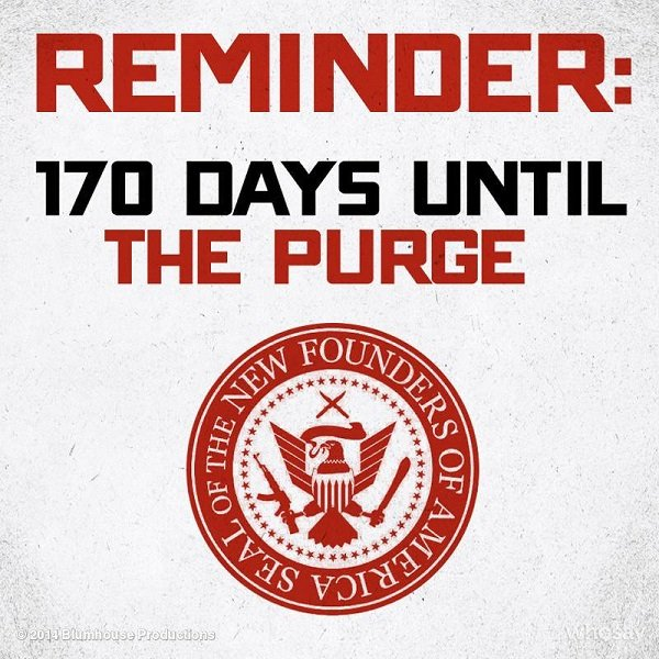 Lifeline Quotes Wallpaper The Purge 2 Plot Details Emerge And Are Promptly Beaten To