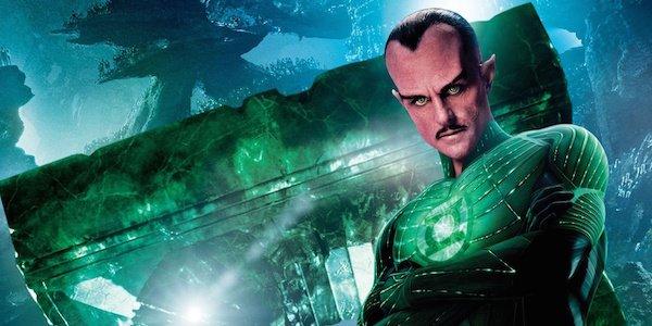 Michael Jordan 3d Wallpaper Why The Green Lantern Reboot Won T Use Mark Strong S Sinestro