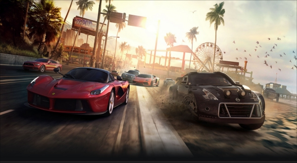 World Best Car Wallpaper Hd E3 2014 The Crew Release Date Set For Xbox One Ps4 Pc