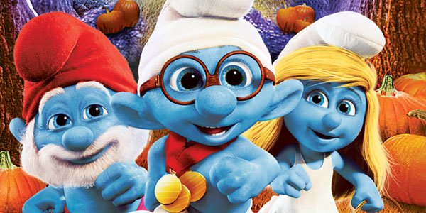 The Smurfs 2 3d Live Wallpaper The Smurfs Are Getting A Reboot But With This One Major