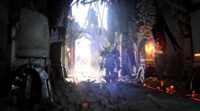 PS4 Vs PC Unreal Engine 4 Demon Knight Comparison