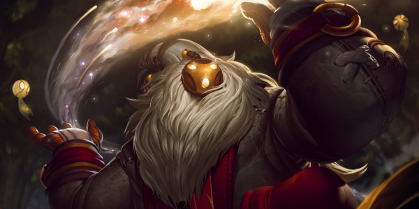 How To Make 3d Wallpaper For Pc League Of Legends Newest Champion Is Bard The Caretaker