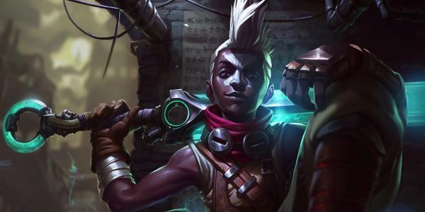 Yasuo Wallpaper 3d League Of Legends New Champion Ekko Is Time Traveling