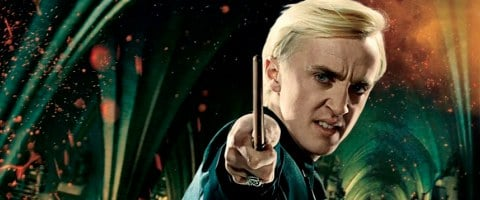 Voldemort Iphone Wallpaper Video Interview Tom Felton On Growing Up As Draco Malfoy