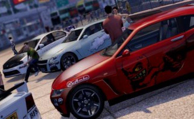 Sleeping Dogs Screenshots Showcase Custom Tuned Cars