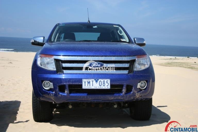 Spesifikasi Ford Ranger 2012 Indonesia Double Cabin yang Masih