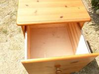 Pine 3 drawer cabinet | Posot Class