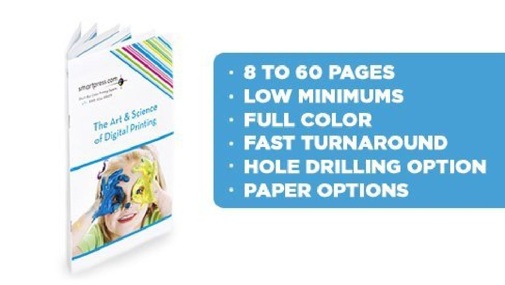 For Professional Booklet Printing Services from PrintPapa - Clazorg