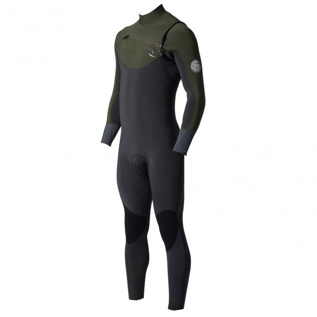 Rip Curl Dawn Patrol 3/2 Chest Zip Wetsuit - Cleanline Surf