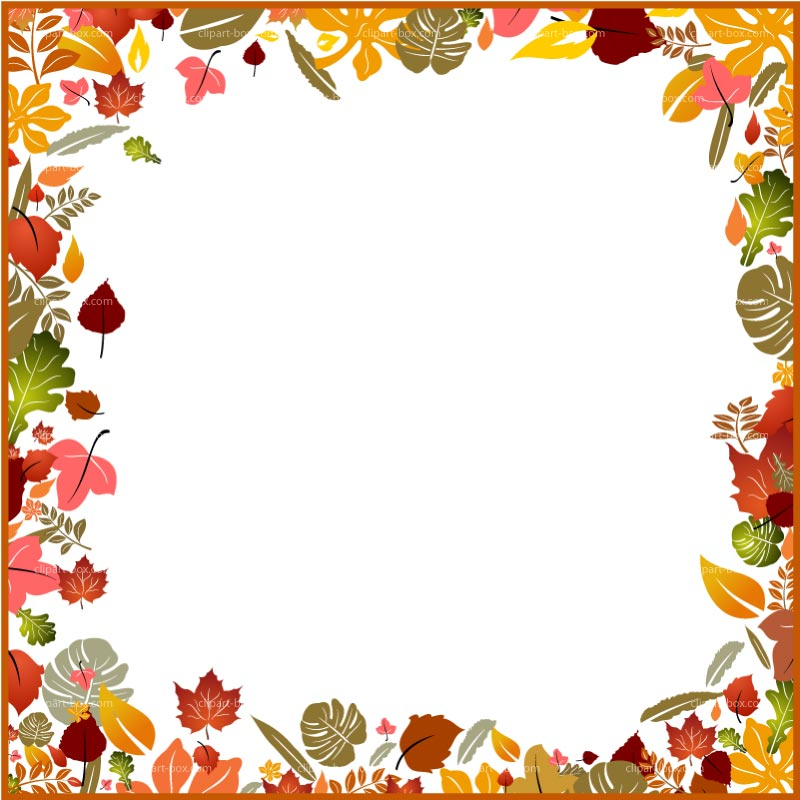 24+ Fall Borders Clip Art Free ClipartLook
