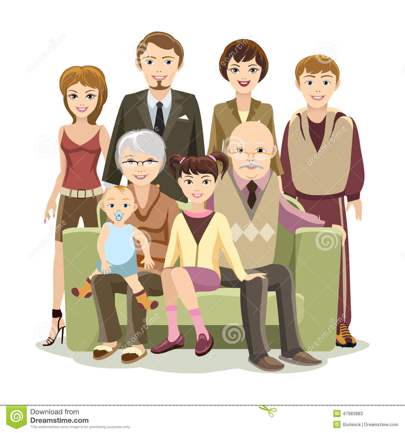 Happy Family Life Clip Art Happy Family Clipart And Look At Clip Art Images Clipartlook