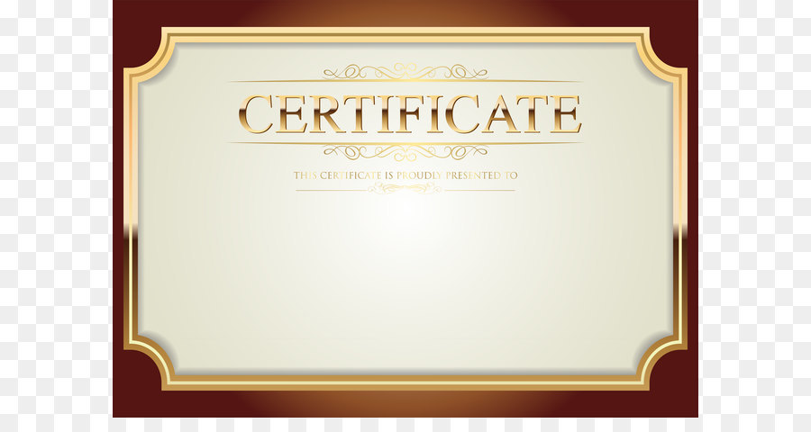 5+ Certificate Template Clipart ClipartLook