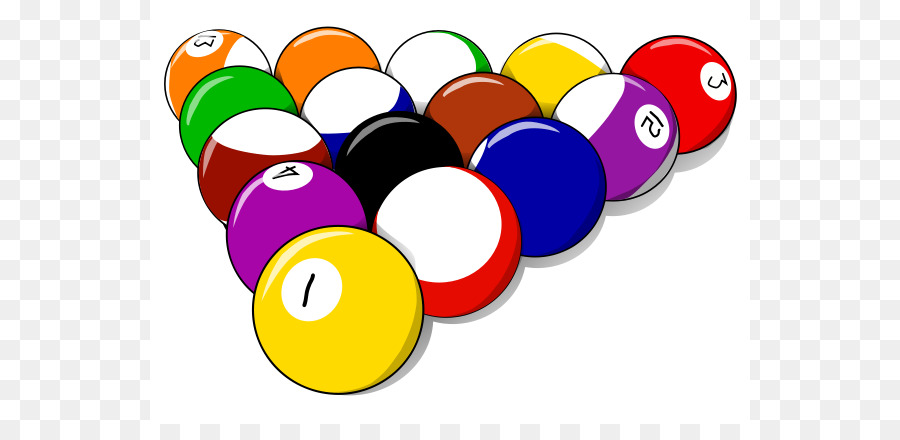 102+ Pool Game Clipart ClipartLook