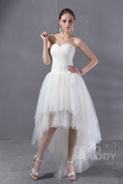 Small Of Tulle Wedding Dress
