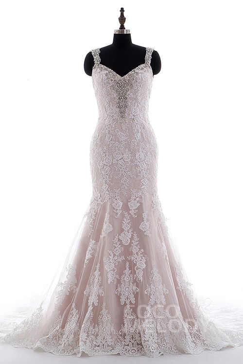 Medium Of Mermaid Wedding Dress