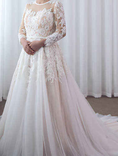 Customize Plus Size Wedding Dresses Cocomelody