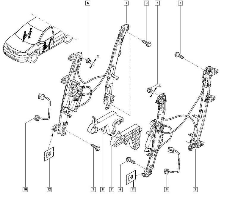 spyker cars schema moteur megane coupe