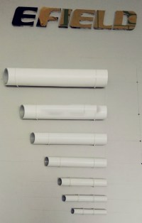 Large diameter HDPE 63mm composite pipe for hot water and ...