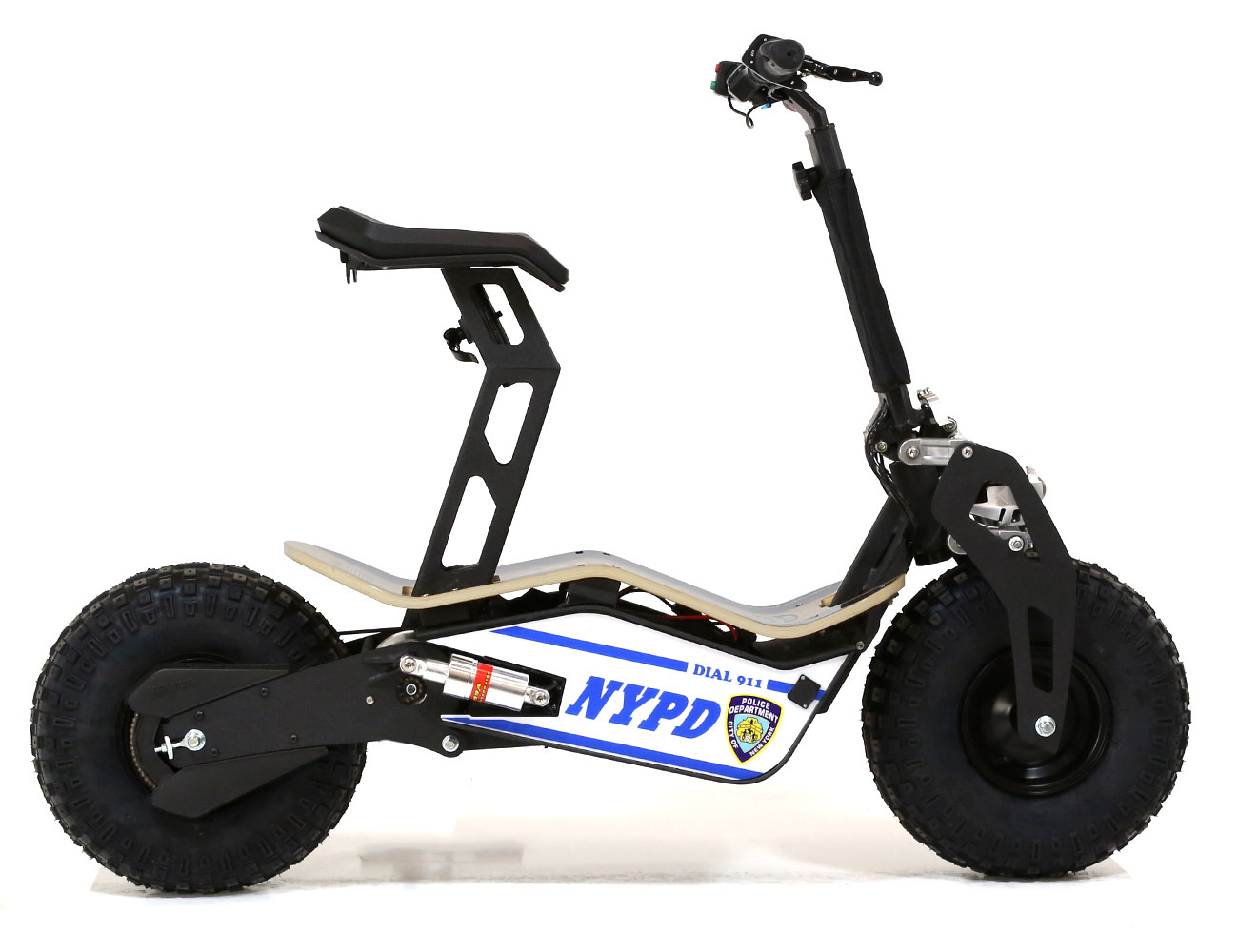 E On Electric Velocifero Mad 48 Volt 1600w Electric Scooter Nypd